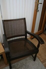 solid wood chair,