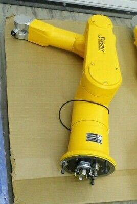 Staubli Tx60-l Machine F095cg5b1a01 6 Axis Robotic Arm 2 Kg Nominal Load