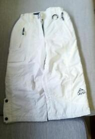 Ski Trousers Age 3-4. Only £5!