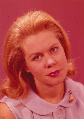 Elizabeth Montgomery 1965 Vintage 5X7 Transparency
