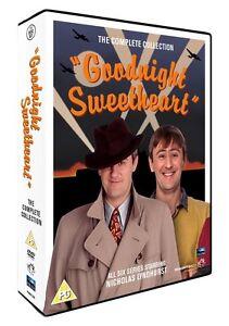 ❏ Goodnight Sweetheart Series 1 - 6 + BONUS EXTRAs Complete Collection DVD Set ❏