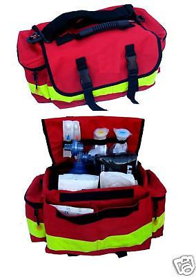 Notfalltasche S gefüllt M DIN 13164 Kfz-Verbandskasten (Feuerwehr Rettungsdienst