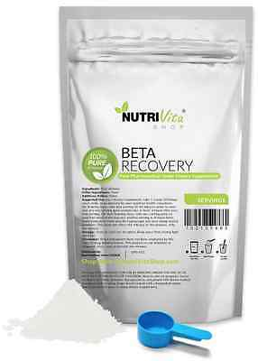 11 lb (5000g) NEW 100% BETA ALANINE POWDER KOSHER -RECOVER- HPLC PHARMACEUTICAL