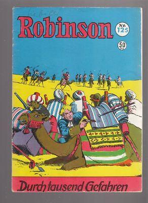 Robinson Nr. 125 Original Gerstmayer Verlag im Zustand 2 !!!