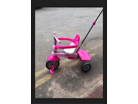 New Smart Trike Fresh 3 In 1 (Pink)