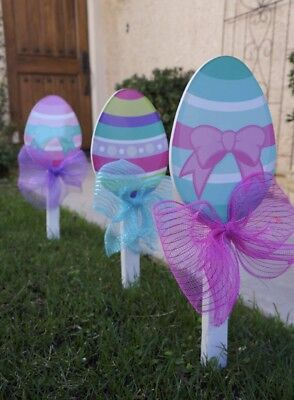 Easter eggs Yard Decorations for sale  Shipping to Canada