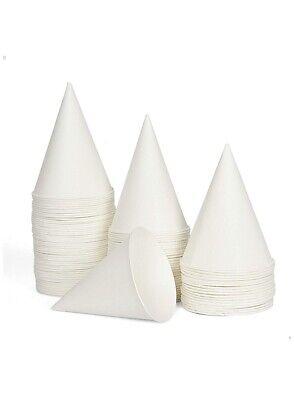 Paper Snow Cone Cups Snow Cone Slush Snowie Ice Slush Cone Cups4oz X 200pc