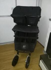 Abc adventure quad pushchair