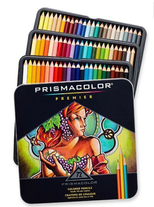 Primsacolor Premier 72 Colored Pencils - Art Set