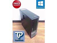 Dell Gaming Computer PC (Intel i5 3470, 16GB RAM, 250GB HD, Nvidia GT 710 Graphics)