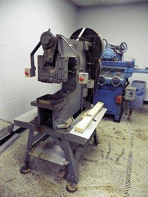 Whitney-jenson Single End Mechanical Punch