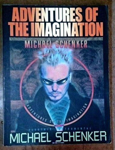 MICHAEL SCHENKER ADVENTURES OF THE IMAGINATION JAPAN BAND SCORE GUITAR TAB
