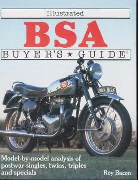 BSA Buyer's guide - Roy Bacon