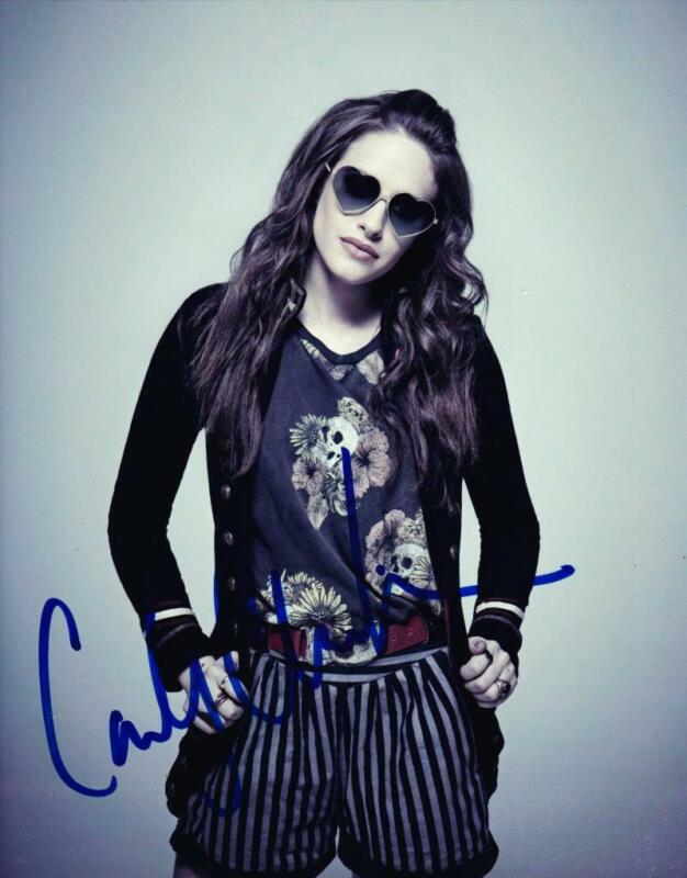 HOT SEXY CARLY CHAIKIN SIGNED 8X10 PHOTO MR. ROBOT AUTHENTIC AUTOGRAPH COA C