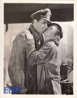 Gary Cooper Joan Crawford Today We Live Vintage Photo