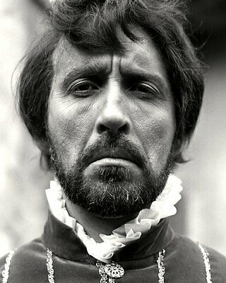 "CHRISTOPHER LEE IN ""THE DEVIL-SHIP PIRATES"" - 8X10 PUBLICITY PHOTO (AB-195)"