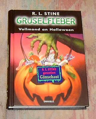 L -  Gruselfieber 14. Vollmond an Halloween. R L STINE ()