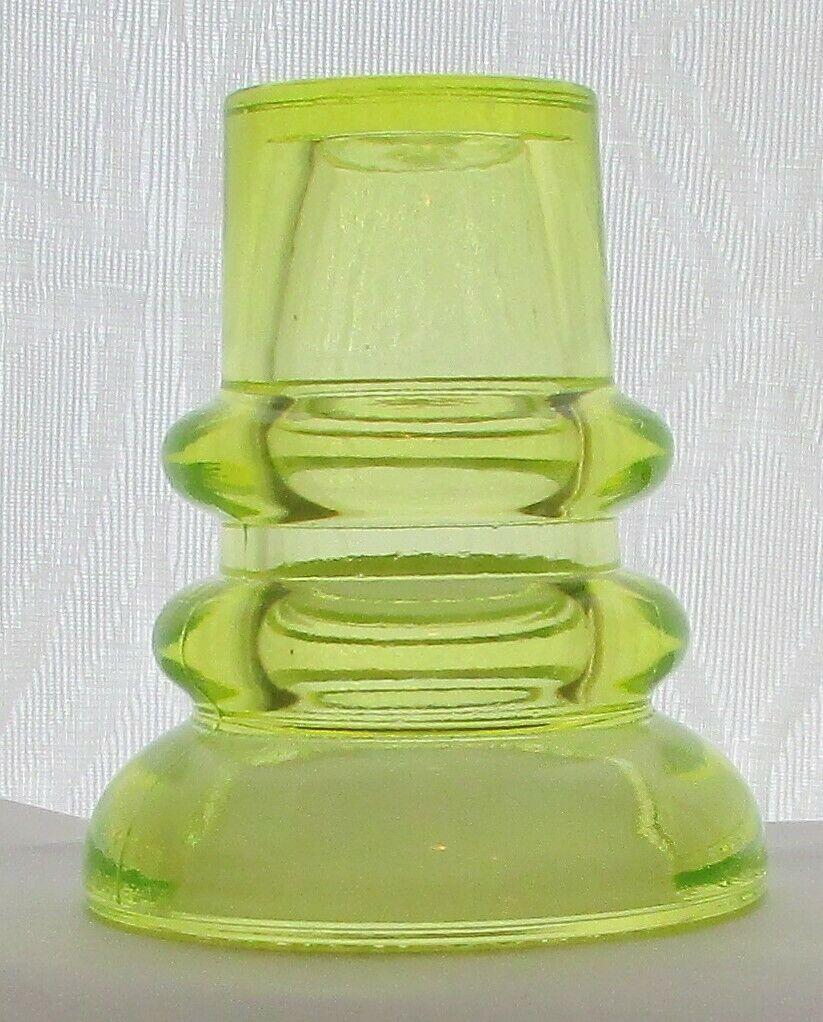 2009 40th nia convention commemorative glass insulator