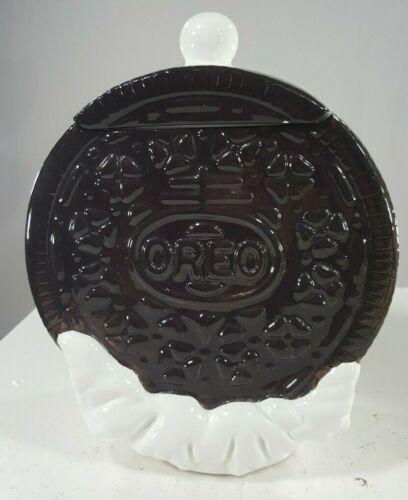 Vintage Cookie Jar Oreo Cookie Milk Splash Collectible RARE