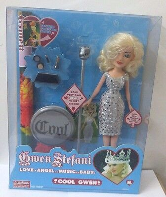GWEN STEFANI COOL DOLL HARAJUKU LOVERS GIRL LOVE ANGEL MUSIC BABY NO DOUBT