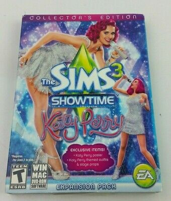 The Sims 3: Showtime Katy Perry Expansion Pack - PC / Mac Free shipping  comprar usado  Enviando para Brazil
