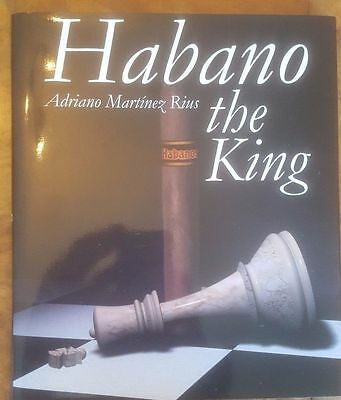 Habano The King Cigar Manufacturer History Adriano Martinez Rius Cuban Cohiba