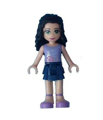 Lego Friends Emma Minifigur (frnd011) Neu Minifig New ()