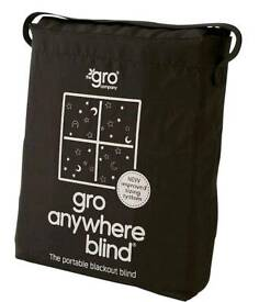 Gro anywhere blackout blind NEW
