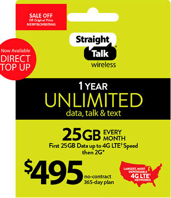 Straight-Talk-495-Refill-Card-25GB-LTE-Unlimited-Talk-Text-Data-365-Day-Plan