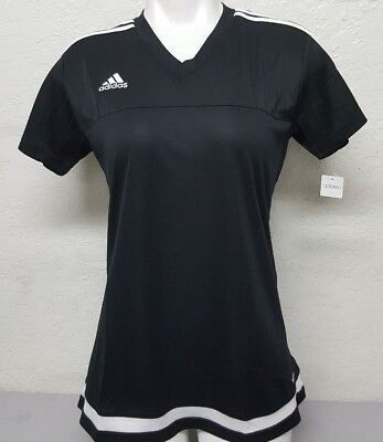 - Adidas Women Tiro 15 Black/White Jersey New With Tags