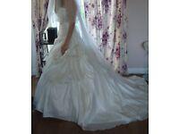 Trudy Lee wedding dress ivory