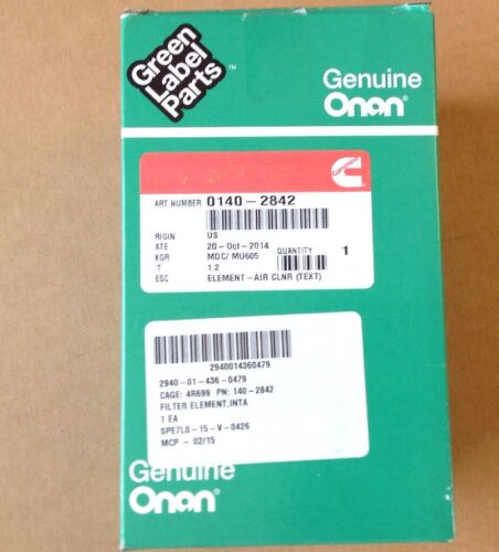 Onan Air Filter 140-2842