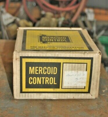 Mercoid Pressure Switch Daw 533-2