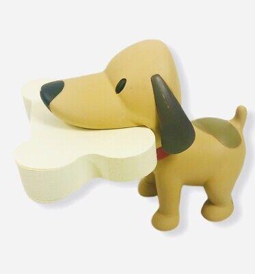 Puppypad Puppy Pad Sticky Notes Holder Bone Shaped Sticky Pet Dog Thinking Gifts