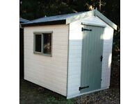 d gooch sheds ex displays clearance sale, sheds / summerhouse less than 1 year old BE QUICK !!!!