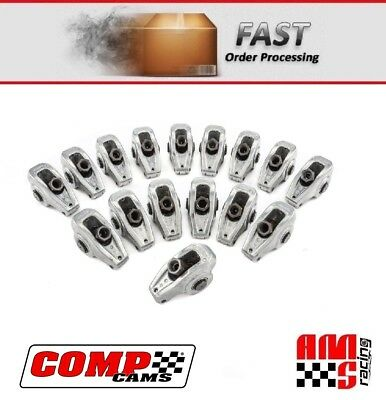 "Comp Cams 17001-16 1.5 3/8"" Aluminum Rooler Rocker Arms for Chevrolet SBC 350"
