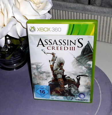 ASSASSIN`S CREED III - Xbox 360 / TOP v. 2012, used for sale  Shipping to South Africa