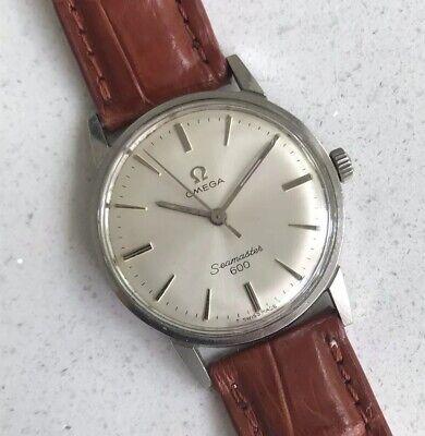 Omega Seamaster '600' 1965 - Vintage Swiss Watch
