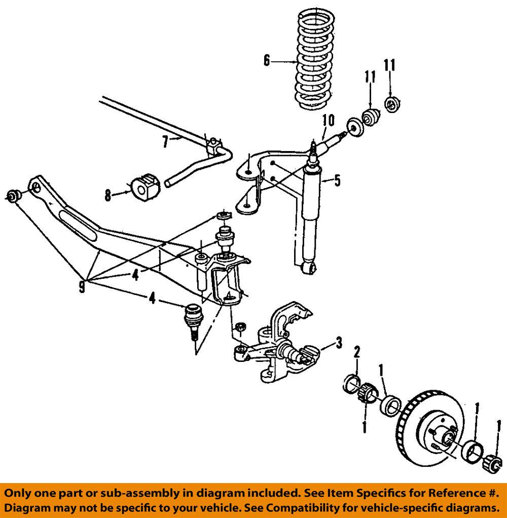 Ford B5A 1216 A Front Wheel Bearing Wheel Bearing