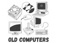 WANTED ALL VINTAGE COMPUTERS ZX SPECTRUM / AMSTRAD / ATARI / COMMODORE / AMIGA / ACORN / ARCHIMEDES