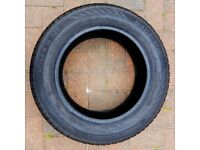 Continental 175/65 R14 Tyre, Like New.