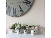Florist Required who loves working with country and vintage designs