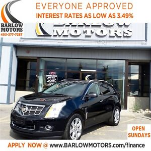 2010 Cadillac SRX Luxury Collection**AMVIC INSPECTION & CARPROOF