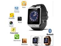 Bluetooth smart watch with camera and large screen brand new in box
