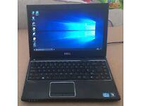 DELL VOSTRO 3350 Intel I3-2330 @ 2.2 GHZ 8gb ram 500 gb hdd 14.1 LCD Win 10 Webcam Bluetooth DVDRW