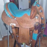 Saddle Only one in Canada