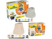 🌟 NEW paint your own Minions money box 🌟