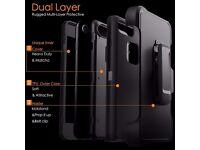 iPhone 7 Case, Shockproof - Belt Clip Holster