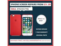 IPHONE CRACKED SCREEN REPAIR OUTSTANDING CHEAPESTOFFER IPHONE6G £29.98IPHONE6S£44.99,ALL IPAD £29.99