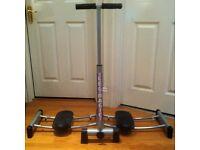 Leg magic - fitness equipment ideal for lower body